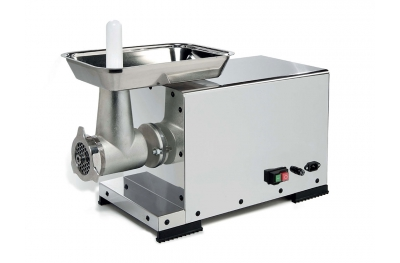 10024 N Professional Automatic Meat Grinder Machine 2000 W n.22 Reber to Turn to Mince