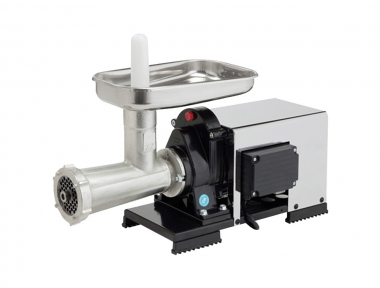 9500 NSP Classic Meat Grinder 600 W n.22 by Reber for Experts of Cooking Recipes with Homemade Meat