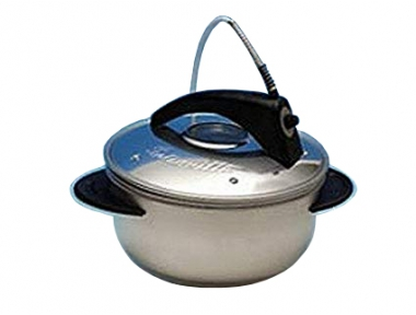 Classic Petronilla Electric Oven Pot Ideal for House Boat Camper Camping