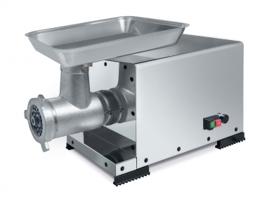10026 N Professional Electric Meat Grinder 2000 W n.32 Reber Made in Italy for Shop and Restaurant