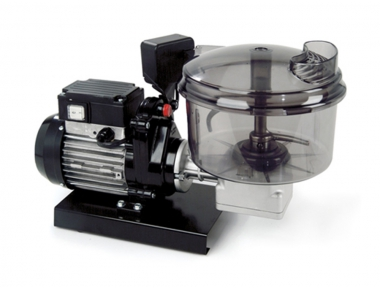 9204 N Automatic Dough Mixer With 500W Motor Reber for Pizza Pasta Bread