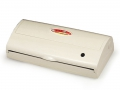 9340 N Salvaspesa White Vacuum Sealer Machine 32cm Reber for Food Preservation With Patented Energy Saving System