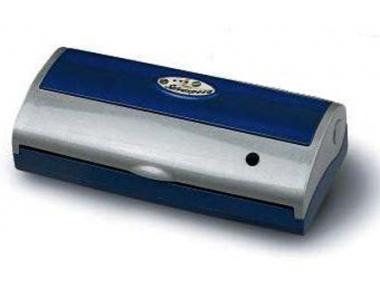 9342 NB Blue Vacuum Saver Food Machine 32cm Reber Made in Italy