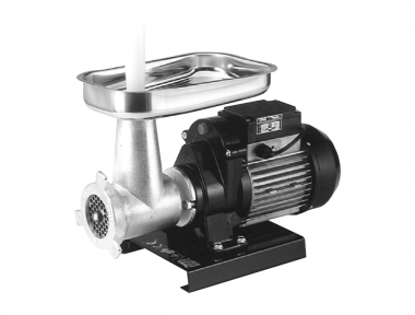 9500 NC 600 W Meat Mincer With Electric Motor n.22 Reber to Prepare Homemade Hamburgers and Minced Meat
