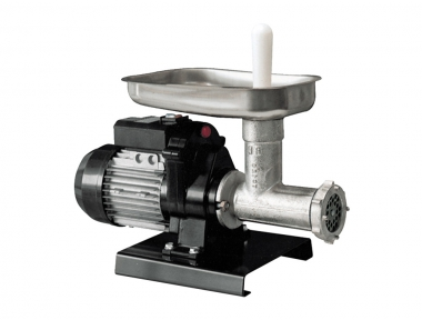 9501 N Semiprofessional Meat Grinder 500 W With Electric Motor n.12 Reber to Grind Meat of the Butcher's Shop