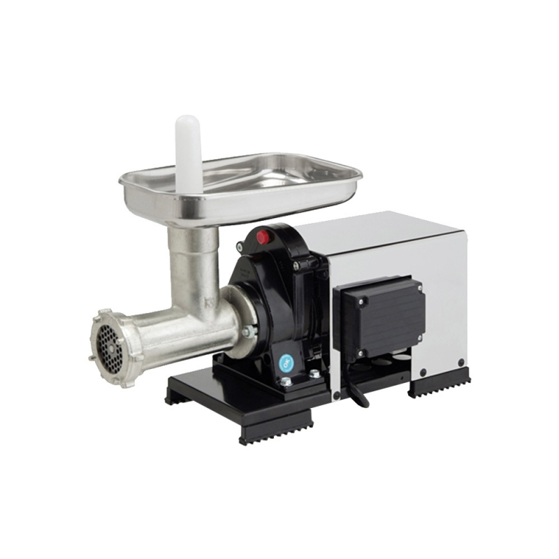 9503 NCSP Short Meat Grinder 1200 W Semi-Professional n.22 For Do-It-Yourself Creative Cooking Reber