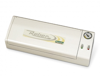 9700 N Family Vacuum Machine White 32cm Reber for Saving Energy Food and Sustainable Eating