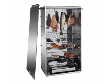 Professional 10042N Stainless Steel Smoker for Meat and Cheese Producers