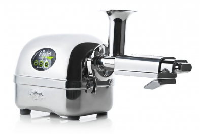 Angel 7500 Luxury Stainless Steel Juice Extractor Ideal for Fruit and Vegetables