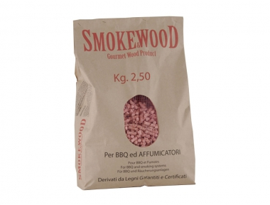 Press Chipping Various Wood Essences for BBQ and Smokers 2,5Kg Smoke&Wood