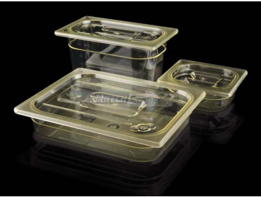 Gastronorm Container for Storing High Temperature Food in Polyamide BPA FREE