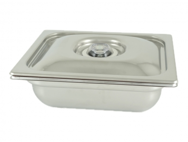 Stainless Steel Gastronorm Container for Vacuum Cook of Food Corrosion-Resistant