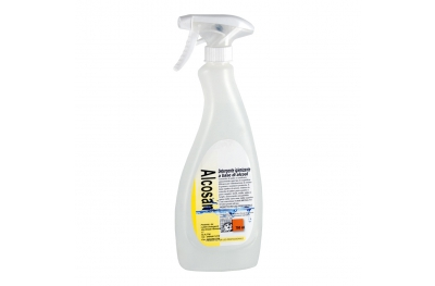 Alcosan Alcoholic Sanitizing Detergent to Clean the Smoker 750 ml