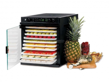Dehydrator Desiccator Pro Sedona Express SDE-P6280-F Practical and Lightweigh