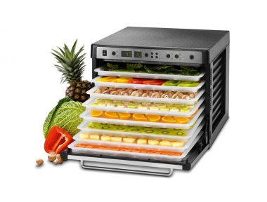 Dryer Dehydrator Pro Tribest Dryer Sedona Combo SD-P9150 with Double Fan