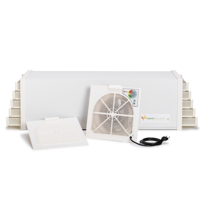 Dehydrator for Home Biosec Domus B10 Tauro Essiccatori Roomy Efficient Made in Italy Quality