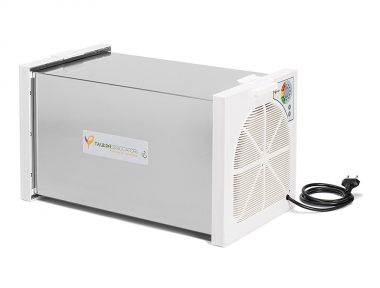 Portable Dehydrator Biosec Deluxe B6 Tauro Essiccatori with Minimum Space Requirement All in Stainless Steel Made in Italy