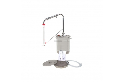 Essential Oils Extractor 20 Liters to Distil Oil with Steam from Medicinal Plants
