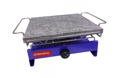 3 Gas Cooker Ferraboli Dieta With Soapstone for Healthy Cooking and Meat and Vegetable Dietetics