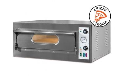 Electric Oven for Pizzerias Start 4 Made in Italy by Resto Italia