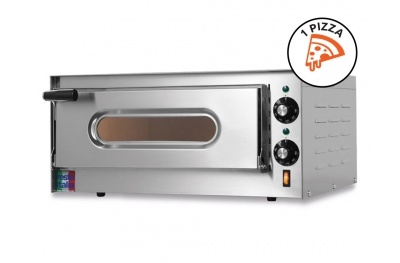 Electric Pizza Oven Small-G Single-Phase 230V 100% Made in Italy by Resto Italia