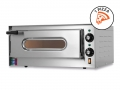 Electric Pizza Oven Small-G Single-Phase 230V 100% Made in Italy by Foxchef Essentials