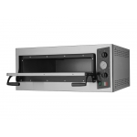 Professional Oven for 6 Pizzas Eco 6 Steel 400V Made in Italy