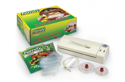 Gift Kit 9700 NF Family Vacuum Machine White 32cm Reber With Many Bags Included In The Price