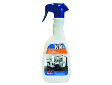 KT1 Universal Degreaser Kiter KT-Line 500ml Bottle with Nebulizer