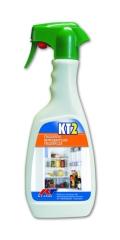 KT2 Refrigerators and Freezers Detergent Kiter KT-Line 500ml Hygienic and Deodorizer