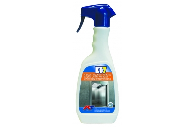 KT7 Metal Cleaner Brightener Detergent KT-Line 500ml Bottle with Nebulizer