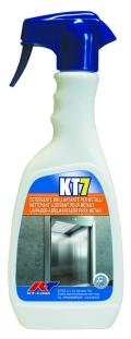 KT7 Metal Cleaner Brightener Detergent KT-Line 500ml Bottle with Nebulizer
