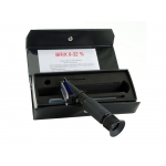 Triple Scale Refractometer with ATC MR20 for the Measurement of Sugar in the Grapes Must