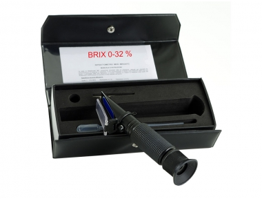 0-32 Brix Optical Refractometer to Measure Sugar in Wine Grapes