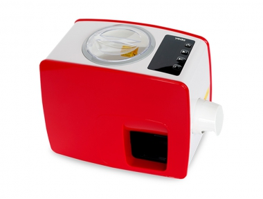 Yoda Home Use Oil Pressing Machine Red Color Modern Elegant Design