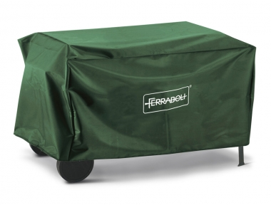 Large Barbecue Cover Ferraboli Waterproof Plastic Sheet for Rain Weather Protection and Dust