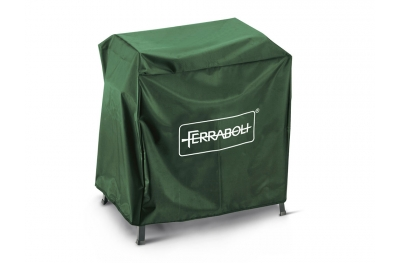 Large Barbecue Cover Ferraboli Waterproof Plastic Rain and Dust Protection