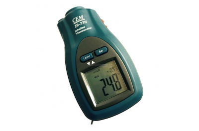 Pocket Thermometer with CK77L Infrared Laser Pointer to Measure Food Temperature