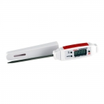 Food Thermometer with 125 mm Long Probe to Measure Meat Temperature
