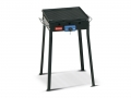 Mono Ferraboli GPL Gas Barbecue in Cast Iron Only Plate Small Economic and Easy to Disassemble